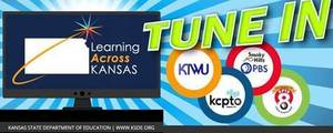 Learning Across Kansas premiers Monday, April 20