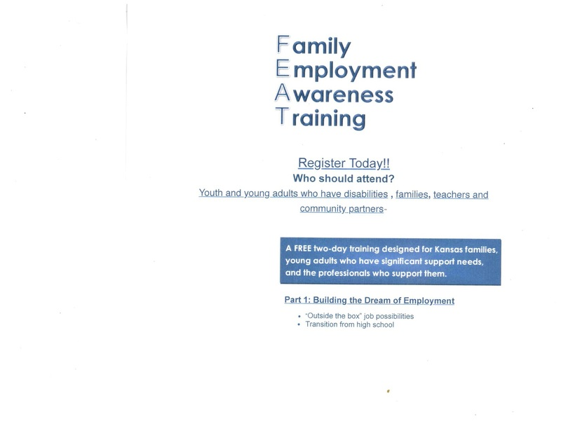 FEAT  Family Employment Awareness Training
